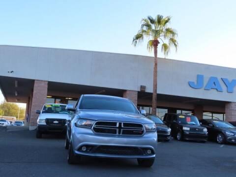 2018 Dodge Durango for sale at Jay Auto Sales in Tucson AZ