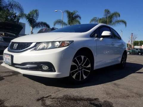 2013 Honda Civic for sale at GENERATION 1 MOTORSPORTS #1 in Los Angeles CA