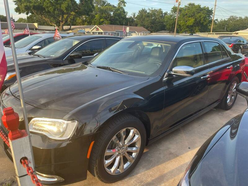 2016 Chrysler 300 for sale at P J Auto Trading Inc in Orlando FL