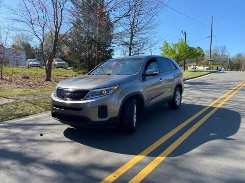 2014 Kia Sorento for sale at THE AUTO FINDERS in Durham NC