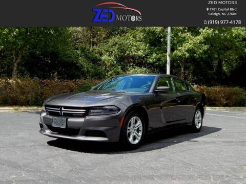 2015 Dodge Charger for sale at Zed Motors in Raleigh NC