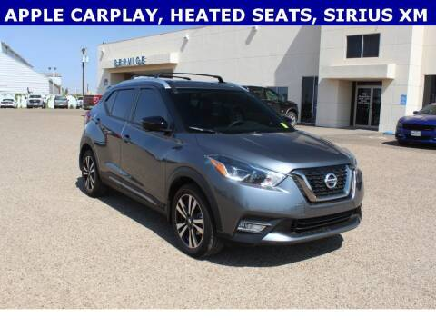 2019 Nissan Kicks for sale at STANLEY FORD ANDREWS in Andrews TX