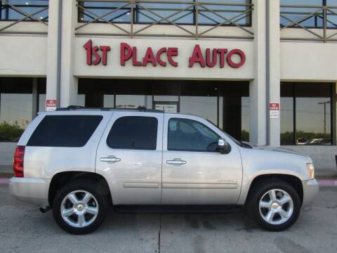 2007 Chevrolet Tahoe for sale at First Place Auto Ctr Inc in Watauga TX