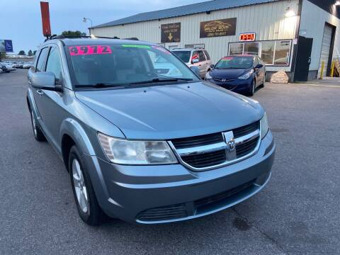 2009 Dodge Journey for sale at BELOW BOOK AUTO SALES in Idaho Falls ID