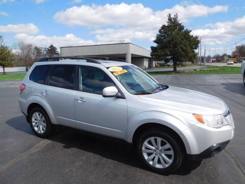 2011 Subaru Forester for sale at North State Motors in Belvidere IL