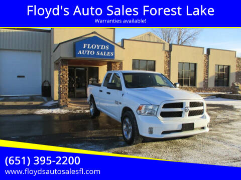 2014 RAM Ram Pickup 1500 for sale at Floyd's Auto Sales Forest Lake in Forest Lake MN