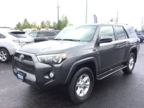 2016 Toyota 4Runner for sale at Delta Car Connection LLC in Anchorage AK