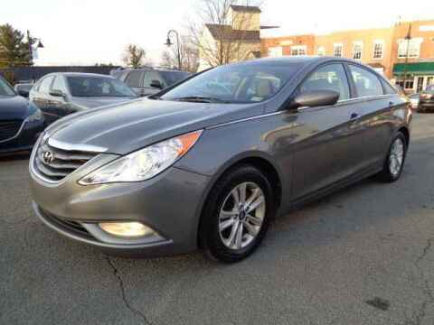 2013 Hyundai Sonata for sale at Purcellville Motors in Purcellville VA