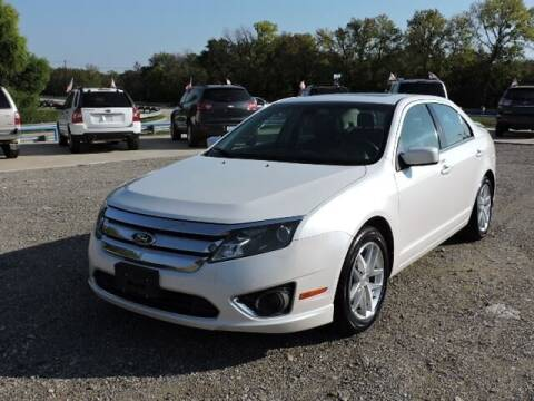 2012 Ford Fusion for sale at ABAWA & SONS in Wylie TX