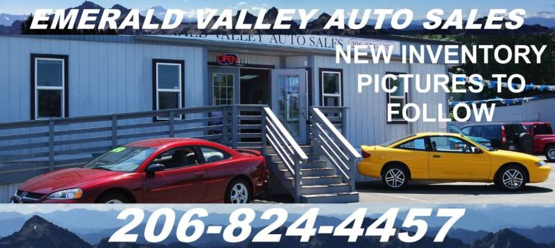 2001 Chrysler PT Cruiser for sale at Emerald Valley Auto Sales in Des Moines WA