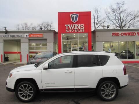 2014 Jeep Compass for sale at Twins Auto Sales Inc - Detroit in Detroit MI