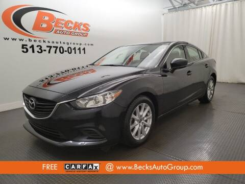 2017 Mazda MAZDA6 for sale at Becks Auto Group in Mason OH