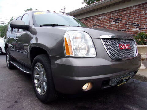 2012 GMC Yukon for sale at Certified Motorcars LLC in Franklin NH