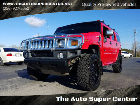 2007 HUMMER H2 for sale at The Auto Super Center in Centre AL