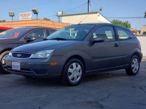 2006 Ford Focus for sale at First Shift Auto in Ontario CA
