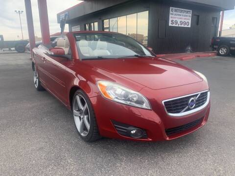 2012 Volvo C70 for sale at JQ Motorsports East in Tucson AZ