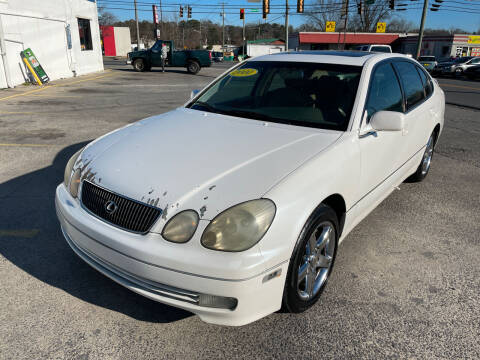 2000 Lexus GS 400 for sale at Diana Rico LLC in Dalton GA
