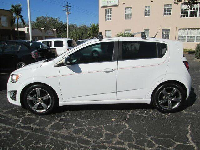 2013 Chevrolet Sonic for sale in Carrollton, GA