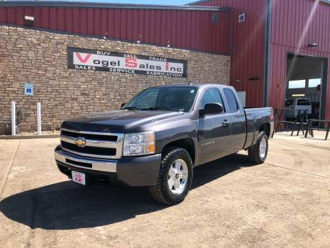 2010 Chevrolet Silverado 1500 for sale at Vogel Sales Inc in Commerce City CO