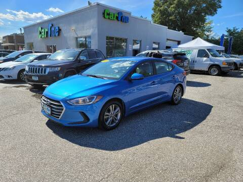 2018 Hyundai Elantra for sale at Car One in Essex MD