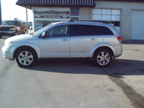 2010 Dodge Journey for sale at Settle Auto Sales TAYLOR ST. in Fort Wayne IN