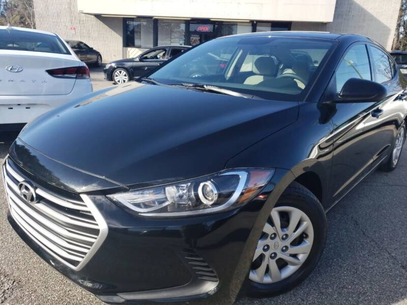 2017 Hyundai Elantra for sale at Capital City Imports in Tallahassee FL