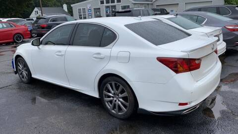 2013 Lexus GS 350 for sale at Top Line Import in Haverhill MA