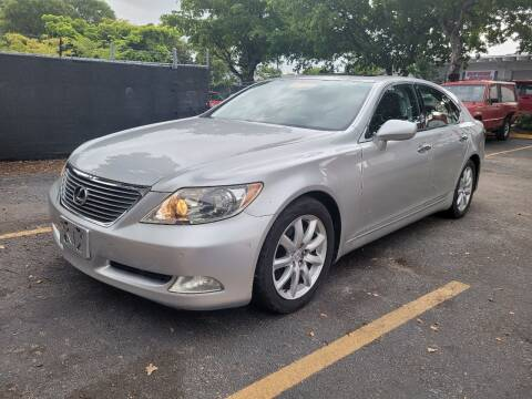 2008 Lexus LS 460 for sale at All Around Automotive Inc in Hollywood FL