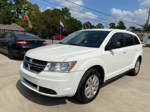 2014 Dodge Journey for sale at Auto Land Of Texas in Cypress TX
