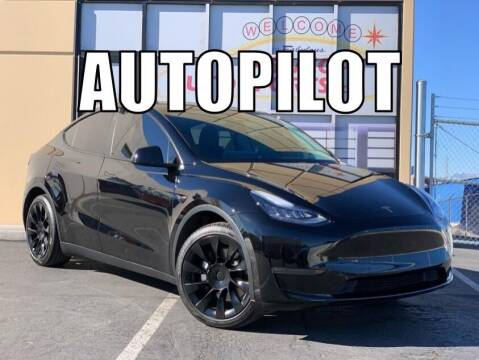 2020 Tesla Model Y for sale at Las Vegas Auto Sports in Las Vegas NV