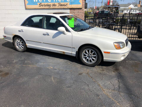 2003 Hyundai XG350 for sale at Holiday Auto Sales in Grand Rapids MI