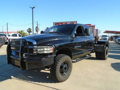 2005 Dodge Ram Pickup 3500 for sale at Premier Foreign Domestic Cars in Houston TX