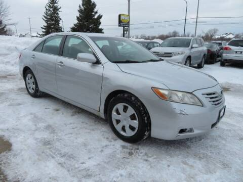 2008 Toyota Camry for sale at Import Exchange in Mokena IL