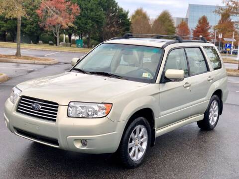 2006 Subaru Forester for sale at Supreme Auto Sales in Chesapeake VA