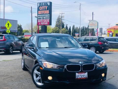 2014 BMW 3 Series for sale at City Motors in Hayward CA