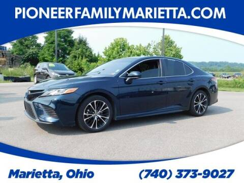 2018 Toyota Camry for sale at Pioneer Family preowned autos in Williamstown WV