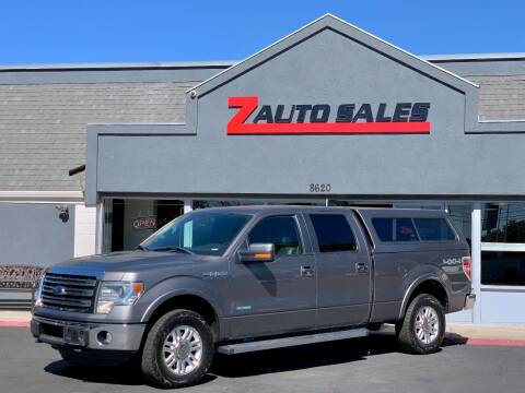 2013 Ford F-150 for sale at Z Auto Sales in Boise ID