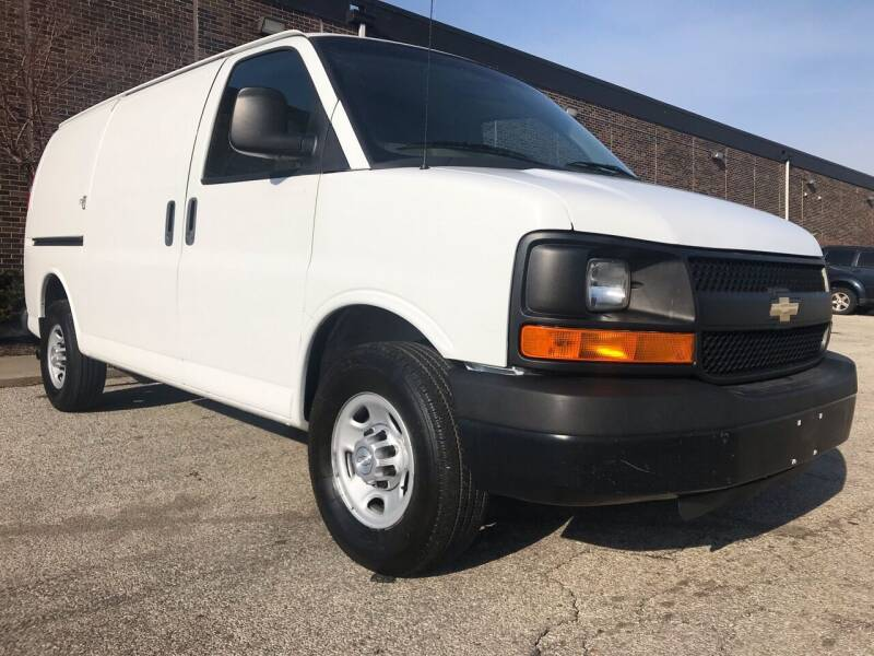 2014 Chevrolet Express Cargo for sale at Classic Motor Group in Cleveland OH