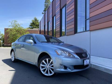 2009 Lexus IS 250 for sale at DAILY DEALS AUTO SALES in Seattle WA