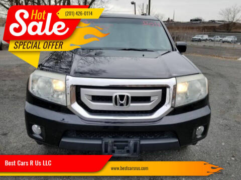 2011 Honda Pilot for sale at Best Cars R Us LLC in Irvington NJ