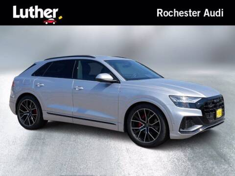2021 Audi Q8 for sale at Park Place Motor Cars in Rochester MN