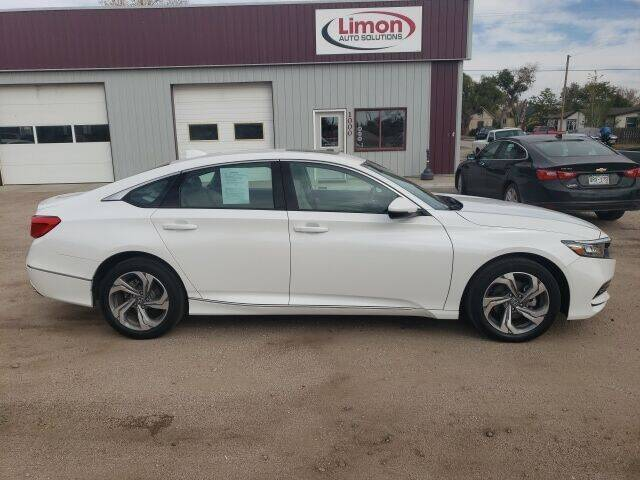 2019 Honda Accord for sale in Limon, CO