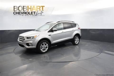 2017 Ford Escape for sale at BOB HART CHEVROLET in Vinita OK
