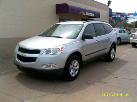 2012 Chevrolet Traverse for sale at Fred Elias Auto Sales in Center Line MI