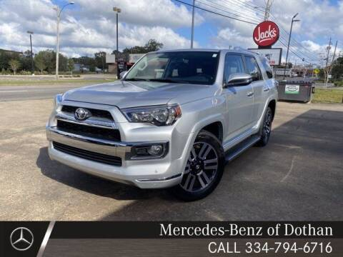 2018 Toyota 4Runner for sale at Mike Schmitz Automotive Group in Dothan AL