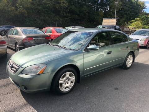 2004 Nissan Altima for sale at 22nd ST Motors in Quakertown PA