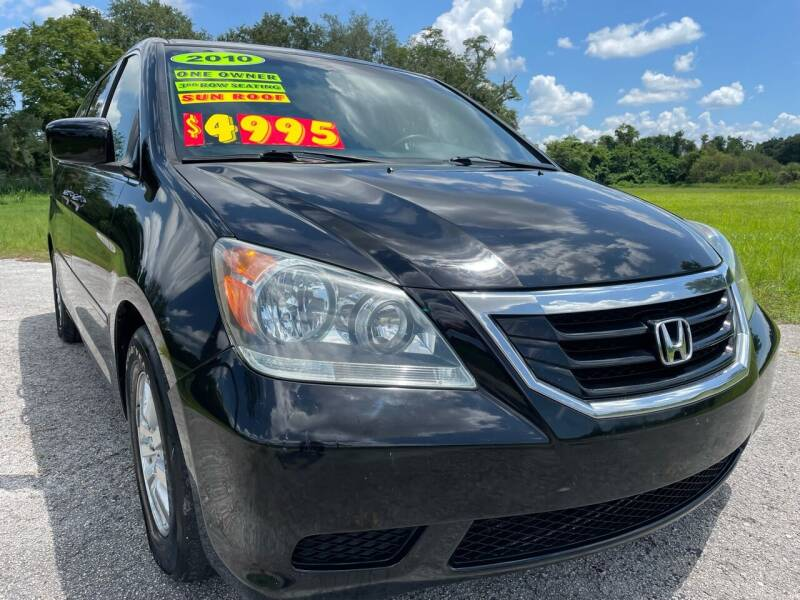 2010 Honda Odyssey for sale at Auto Export Pro Inc. in Orlando FL
