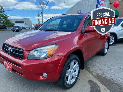 2006 Toyota RAV4 for sale at Carlider USA in Everett MA
