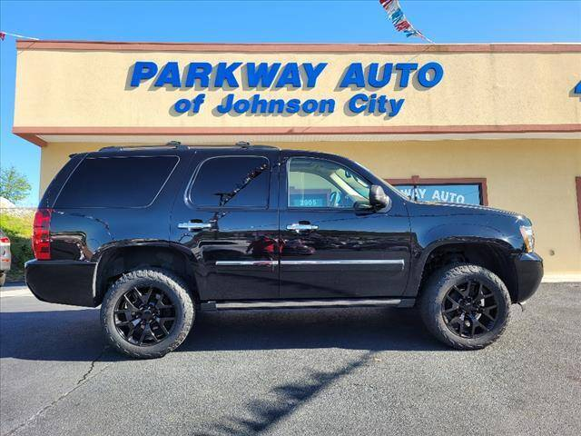 2010 Chevrolet Tahoe for sale at PARKWAY AUTO SALES OF BRISTOL - PARKWAY AUTO JOHNSON CITY in Johnson City TN