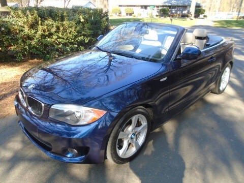 2013 BMW 1 Series for sale at City Imports Inc in Matthews NC